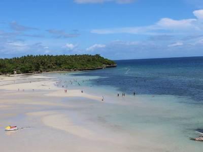 Santiago Bay Camotes Island