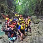 Canyoneering Experience