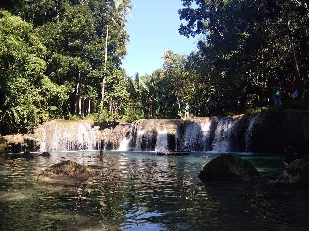 Cambugahay Falls Level 3