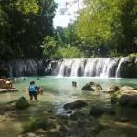 Cambugahay falls level 1