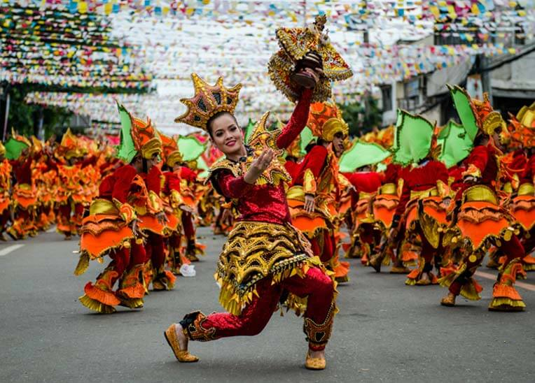 Sinulog Street Dance